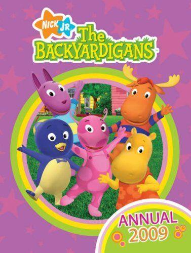 The Backyardigans Annual 2009,