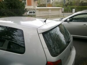 vw golf 4 iv r32 dachspoiler spoiler heckspoiler. Black Bedroom Furniture Sets. Home Design Ideas