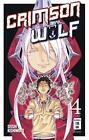 Crimson Wolf 04 von Seishi Kishimoto (2015, Taschenbuch)