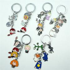 "Metal key ring ABYKEY179 HARRY POTTER Keychain /""Alohomora/"""