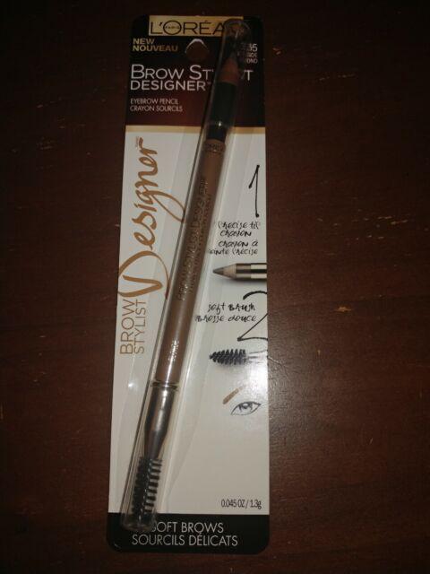 L'Oreal Paris Brow Stylist Eyebrow Pencil, #305 Blonde NEW