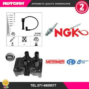 KIT84-4-cavi-candela-bobina-accensione-Ford-Mazda-Volvo-MARCA-ERA-NGK