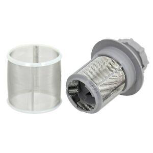 2 parte Micro Rete Filtro per LAVASTOVIGLIE Gaggenau 427903 1707 40 parte di ricambio