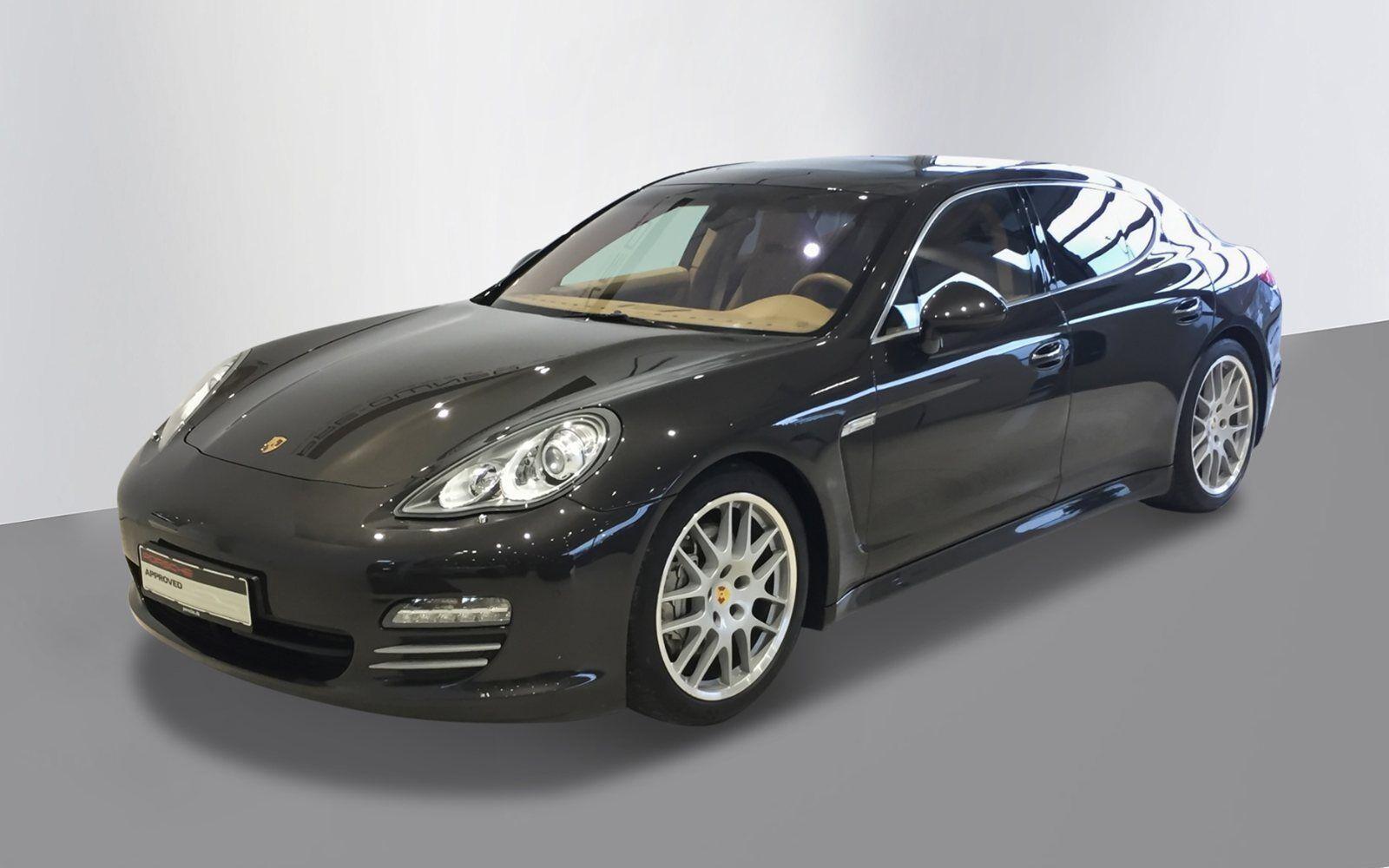 Porsche Panamera 4S 4,8 PDK 5d - 4.920 kr.