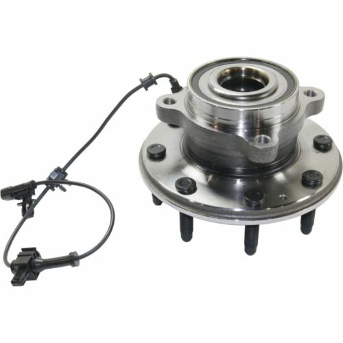 Front Left or Right Wheel Hub Bearing For 2011-16 Chevrolet Silverado 2500HD 4WD