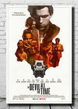 24x36 14x21 Poster The Devil All the Time TV 2020 Show Hot Gift G746