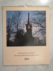 Institut-fuer-Hochschulkunde-Couleur-Kalender-1993-Studentika