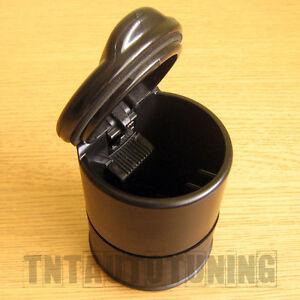 Cendrier-Portable-Pour-Porte-Gobelet-Voiture-universel-avec-LED