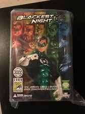DC Direct Green Lantern Blackest Night 2009 SDCC San Diego ComicCon Exclusive