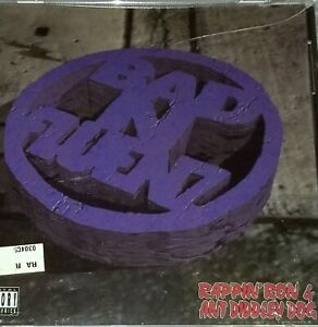 ANT BANKS RAPPIN RON SEALED BAD N-FLUENZ CD CEL BLOCK G FUNK TOO SHORT 1994 RAP