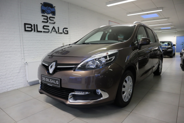 Renault Grand Scenic III 1,6 16V Expression 7prs Benzin…