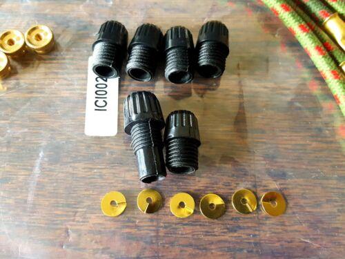 Vintage Morris 8 Eight Spark Plug Braided HT Leads with Acorns /& Terminal Nuts