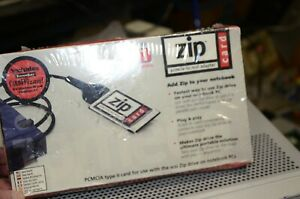 Iomega-Zip-Card-PCMCIA-to-SCSI-Adapter-New