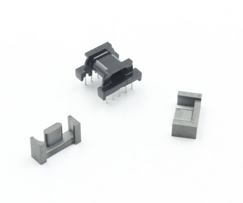 transformer core inductor coil 10set EPC17 5+5pins Ferrite Cores bobbin