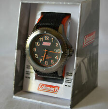 New Coleman Sport Analog Watch-orange FREE SHIPPING in North America