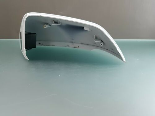 Original audi q8 4m tapa de espejo tapa carcasa derecha Weiss 4m8857528