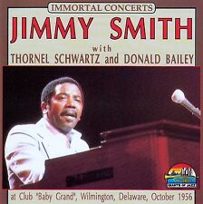 """JIMMY SMITH : AT CLUB """"BABY GRAND"""", WILMINGTON, DELAWARE, OCTOBER 1956 / CD"""