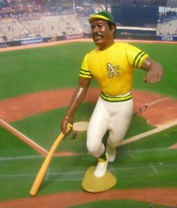 "1989 REGGIE JACKSON Starting Lineup /""Greats/""  Figure /& Card OAKLAND ATHLETICS"