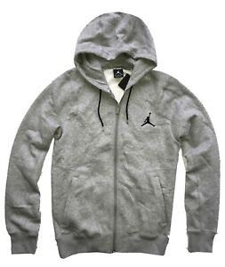 ritssluiting Jordan Air sweatshirt met 7 Nike 23 volledige lichtgrijs BgqRnwOA