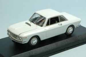 Lancia-Fulvia-Coupe-039-1-2-1965-White-1-43-Model-BEST-MODELS