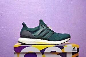 Adidas Ultra Boost 3.0 Green Night/Dark