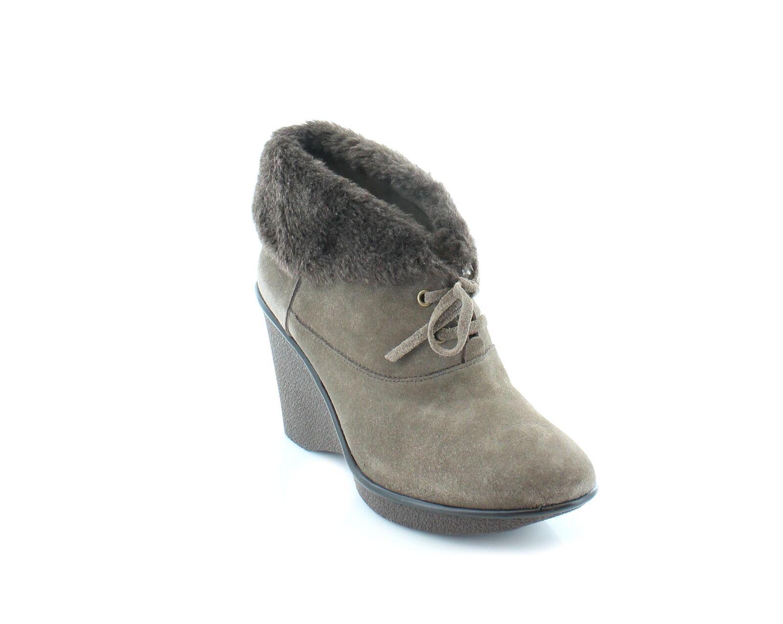 B. Makowsky Nellie Women's Boots Brown Size 8.5 W