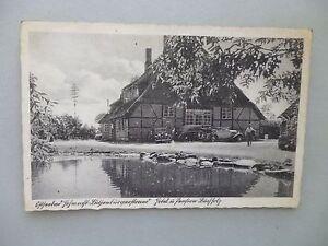 Ansichtskarte-Ostseebad-Gos-Luetjenburgerstrand-Hotel-Pension-holz