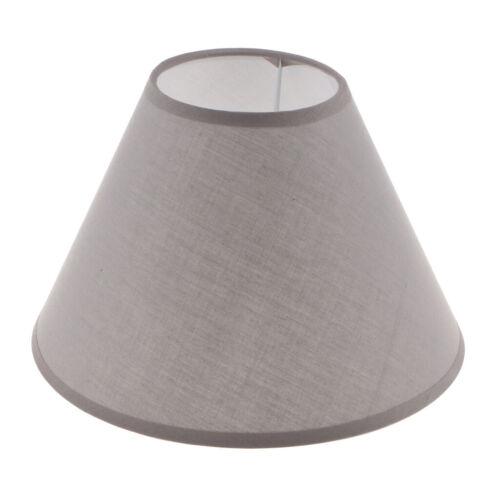 Lampenschirm E27 LED Lampenfassung Schirm für Stehlampe Tischlampe Bodenlampe
