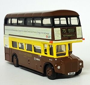 EFE-1-76-Scale-15637-RM-Routemaster-Great-Northern-Diecast-Model-Bus