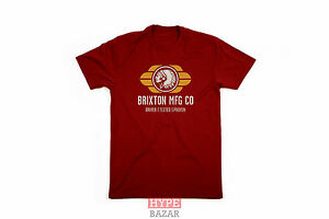 BRIXTON-NASSAU-T-SHIRT-NEU-BURGUNDY-GR-M-BRIXTON-SUPPLY-CO-BRXTN-SUPPLY