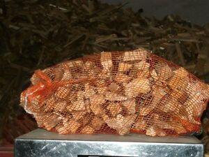 RETE ARANCIONE SACCHI ortaggi Mesh Borse log fascine di legno Carote Cipolle patate  </span>