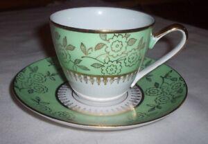 Shop 12 Piece Arabic Coffee Cup Set WhiteGold online in