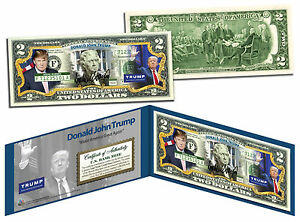 DONALD-TRUMP-For-President-2016-Election-Colorized-2-Bill-US-Legal-Tender-Money