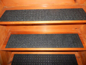 """Landing  30/'/' x 30/'/'  100/%  Rubber Out//Indoor  Non Slip . 13 STEPS 9/"""" x 30/'/'"""