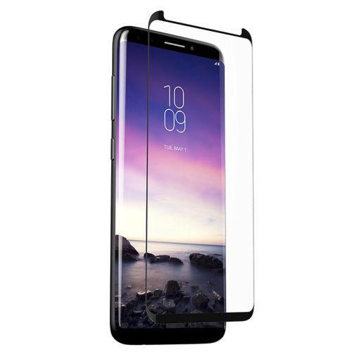 Full Display Schutz Glas für Samsung Note 9 Curved 3D Cover Panzerfolie 9H Folie