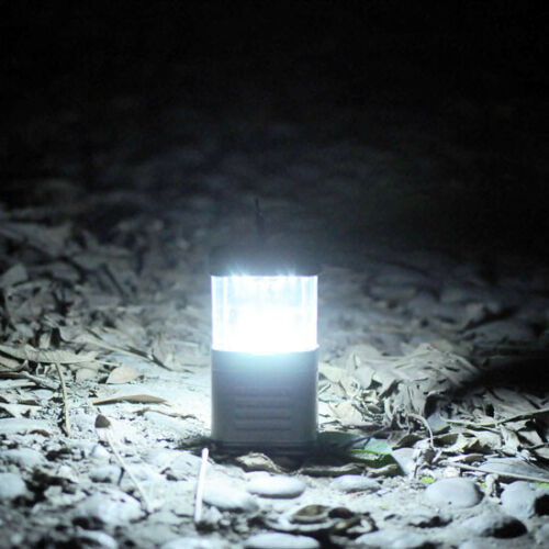11LED Mini Tent Light Hand Lantern Carrying Lamp Outdoor Camping Hunting Caving