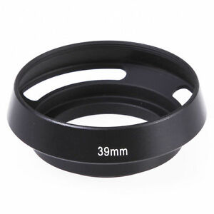 39mm-Metal-Lens-Hood-Protect-for-Leica-Camera-39mm-Lens-Filter-thread