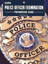 Police Officer Examination Preparation Guide: The Path of the Warrior Cliffs Te