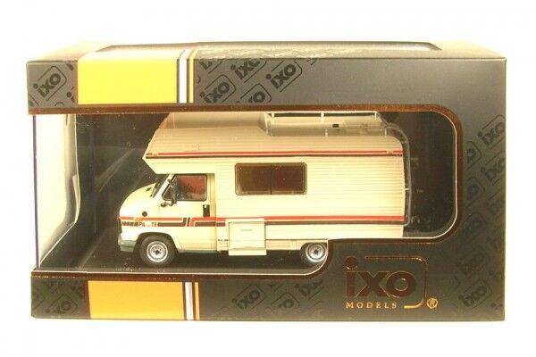 Citroen C25 Camping Car (Motorhome) 1985