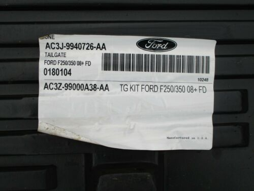 NEW OEM Ford F-250//350 Tailgate Bed  Liner AC3J-9940726-AA  08 FD