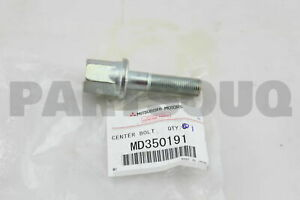 1100A141 Genuine Mitsubishi CENTER BOLT,CRANKSHAFT PUL