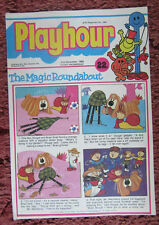 PLAYHOUR COMIC 31  DECEMBER 1983. NR MINT/MINT. UNREAD UNSOLD NEWSAGENTS STOCK.