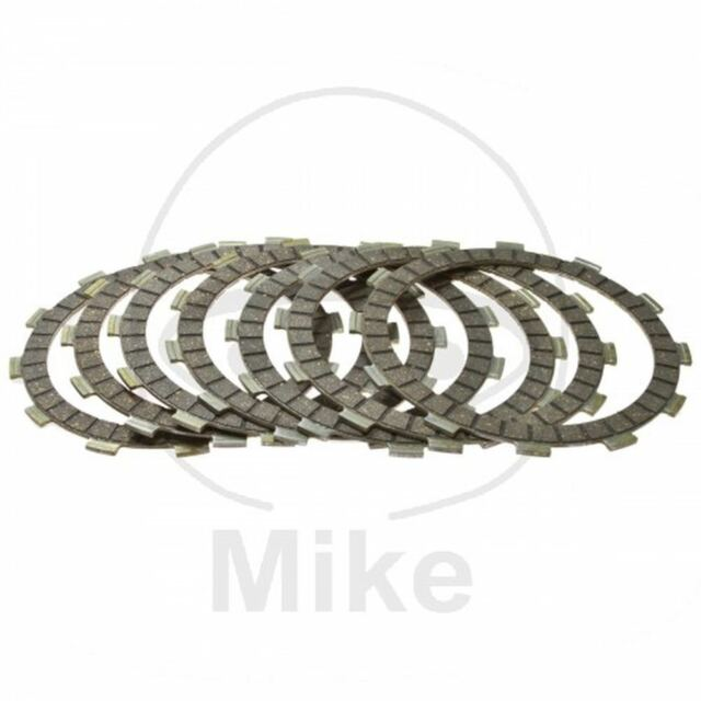 SET CLUTCH DISCS STD EBC HONDA 650 NX Dominator 1988-2000