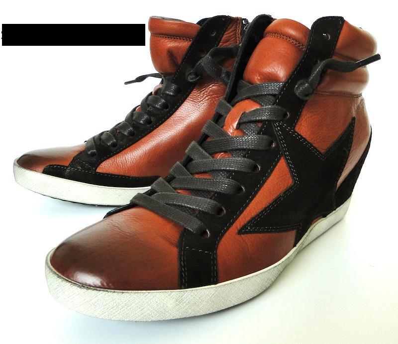 Kennel & Schmenger Sneaker Samba Calf Amber Cognac UK5,5 / Gr. 38,5