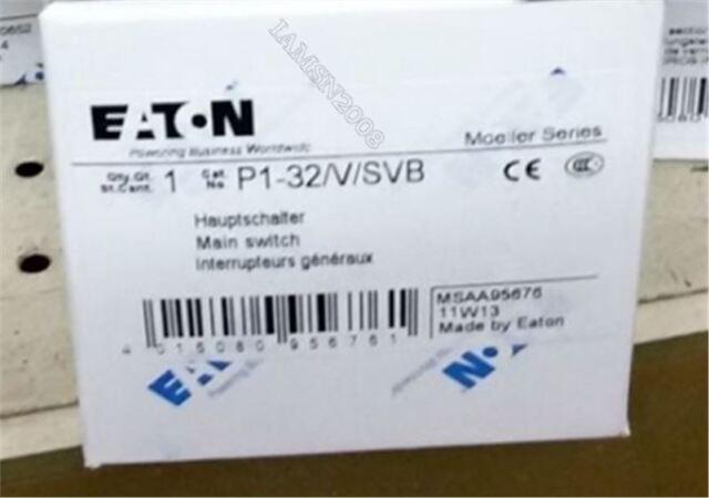 1Pc Eaton Moleller P1-32 / V / Svb Neu uq