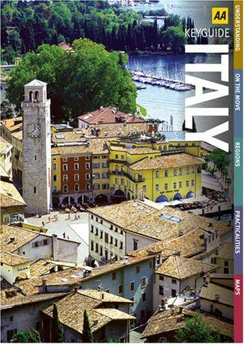 Italy (AA Key Guides Series),AA Publishing