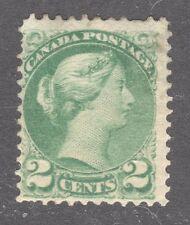 CANADA STAMP #36 ----2c SMALL QUEEN - 1872 - UNUSED
