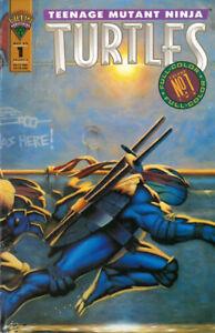 Mirage-TMNT-Teenage-Mutant-Ninja-Turtles-Comic-Book-1-1993-Volume-2-HTF-NM