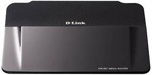 NEW-D-Link-DIR-857-HD-N-900-Mbps-4-Port-Gigabit-Wireless-Media-Router-3000