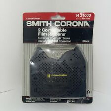 Smith Corona H 21000 Typewriter H Series 2 Correctable Film Ribbons